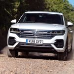 Volkswagen News and new Touareg – First Impressions