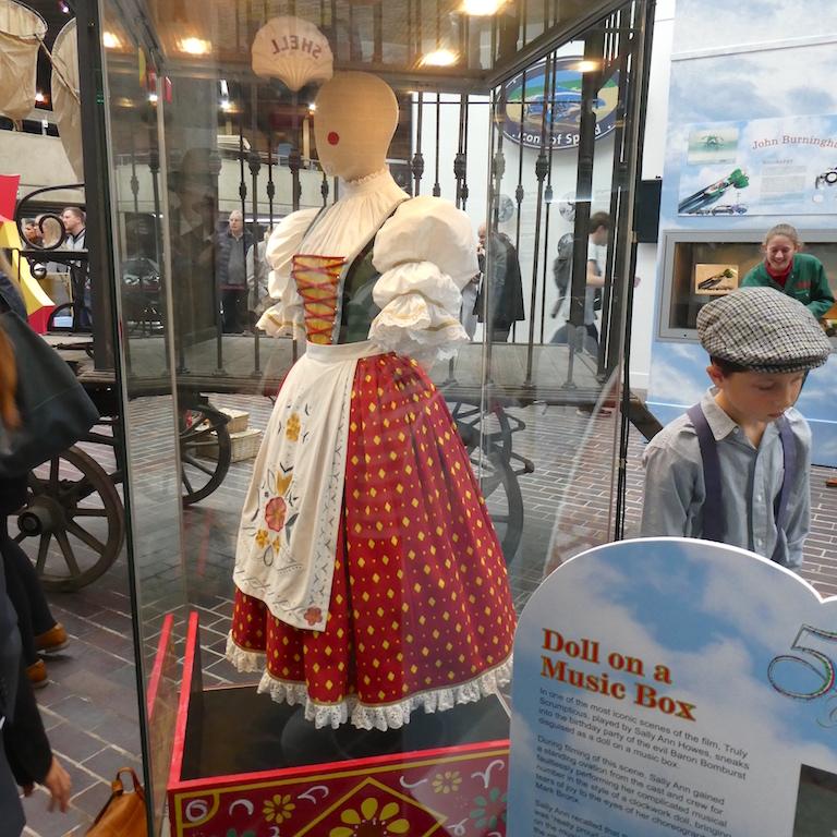 Chitty Chitty Bang Bang Exhibition Opens At Beaulieu