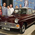 Low mileage 1968 Ford Anglia donated to the British Motor Museum