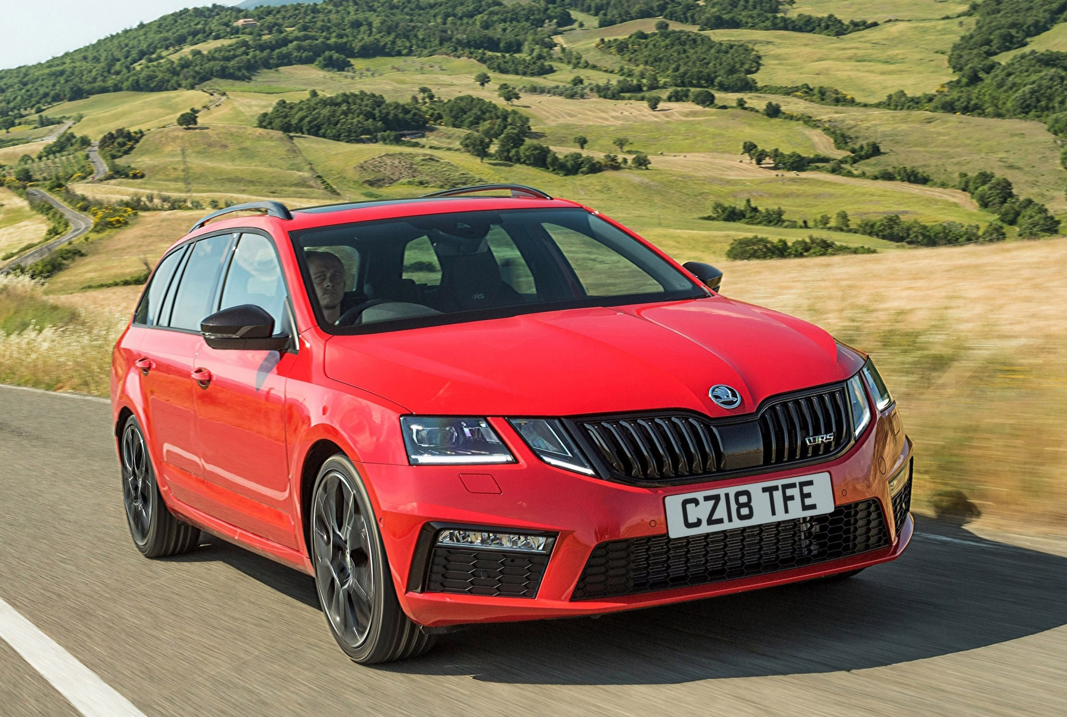 Skoda Octavia vRS estate – Road Test – Wheels Alive
