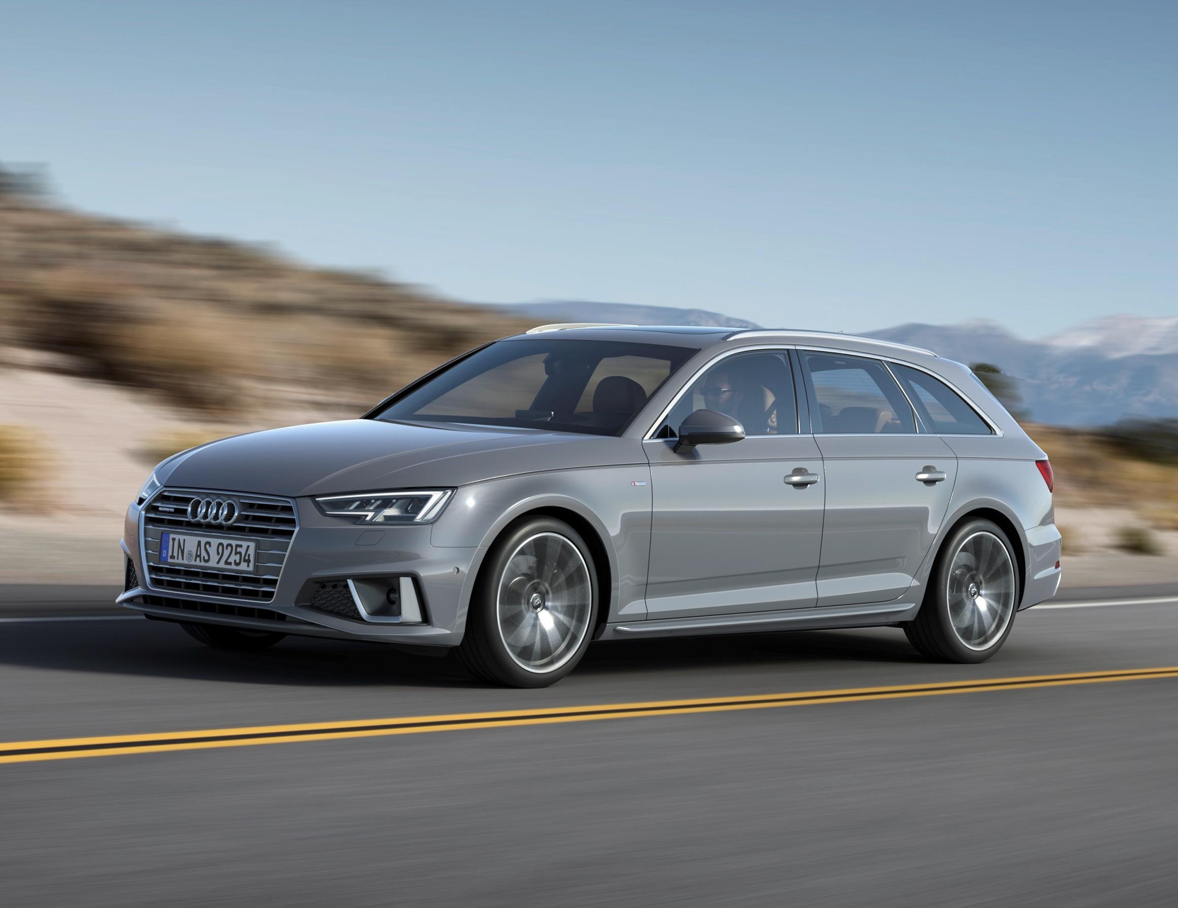 Kelebihan Audi Avant A4 Tangguh