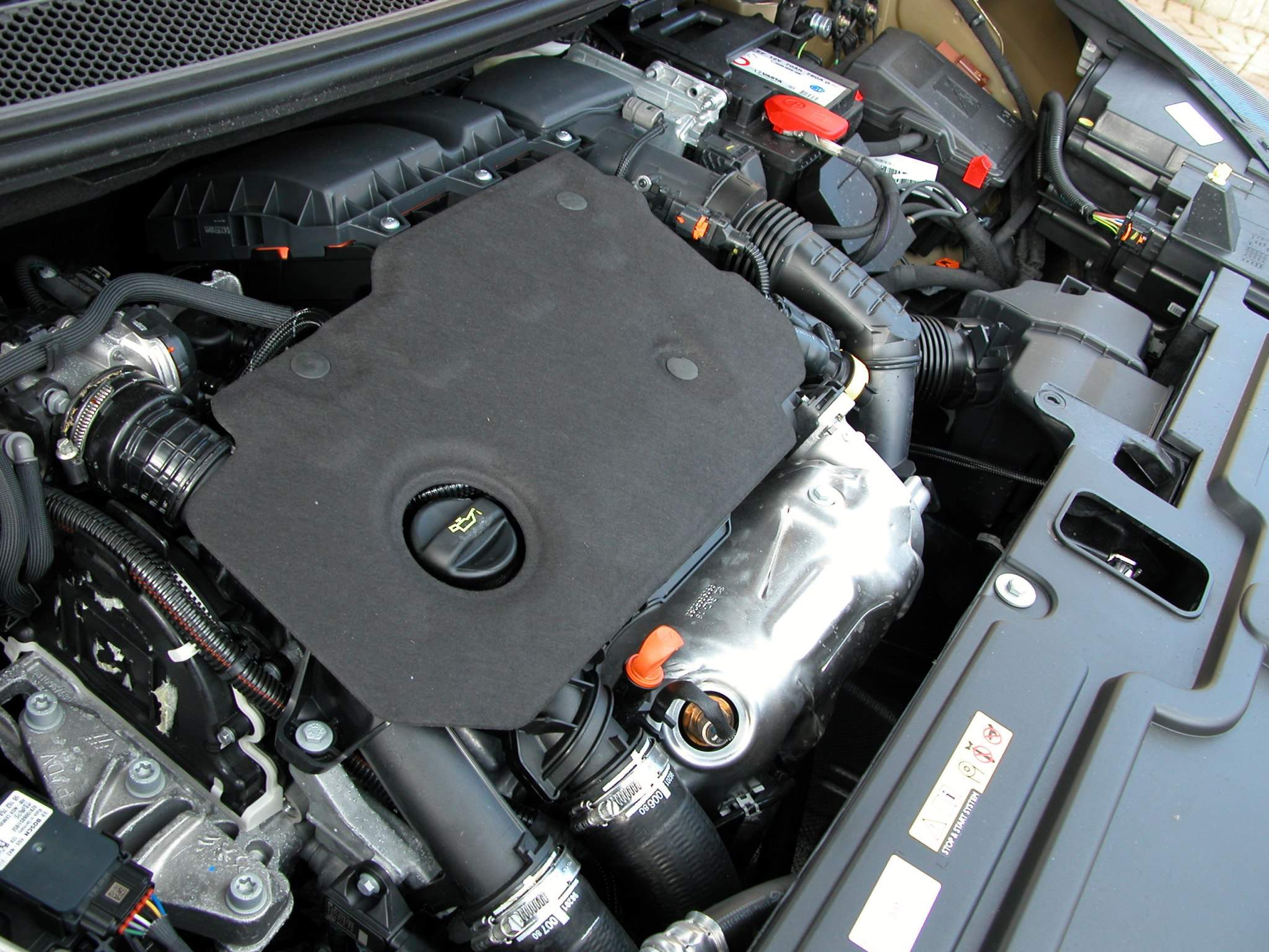New Diesel Powered Vauxhall Grandland X Road Test