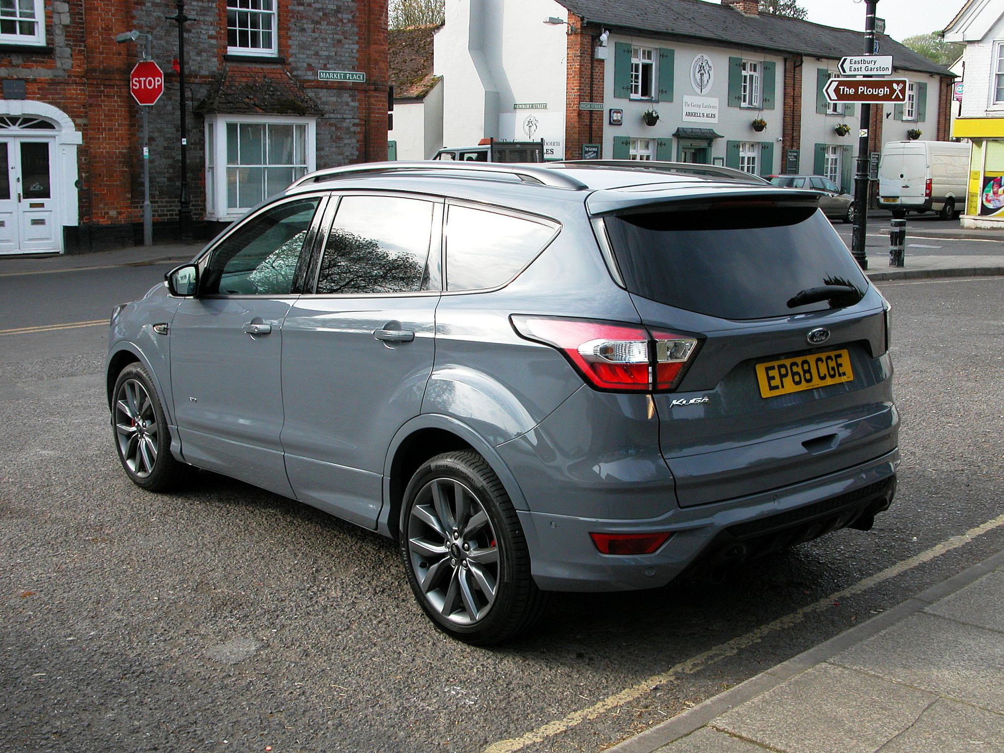 Ford Kuga Road Test Wheels Alive